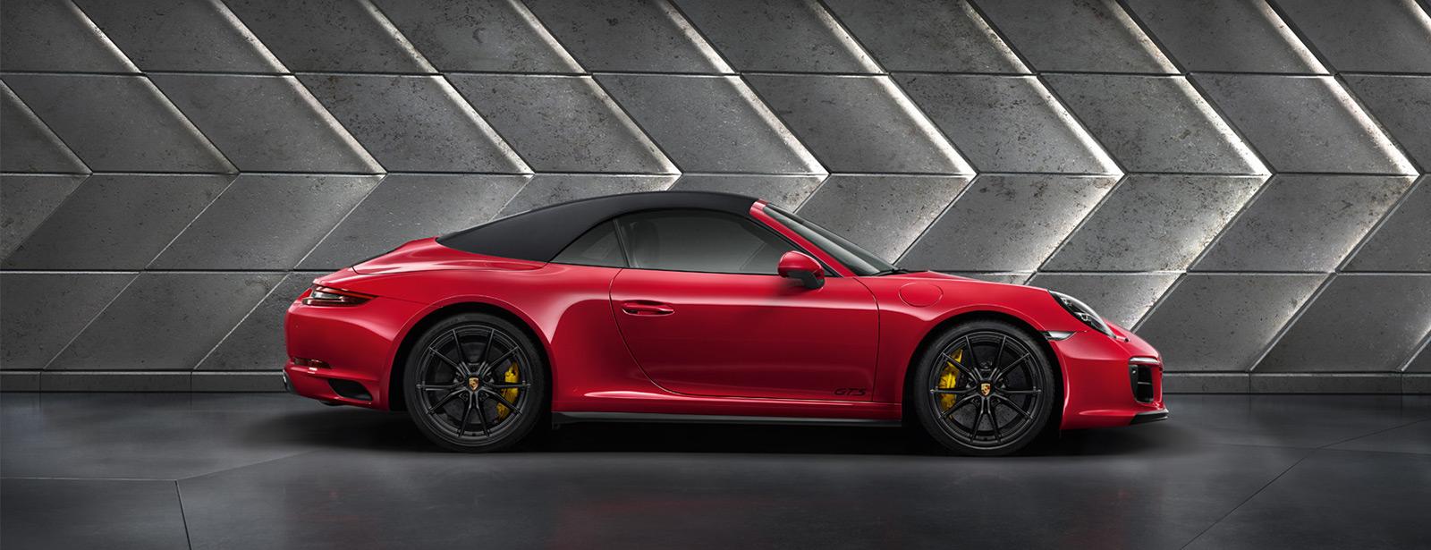 Leasingangebot   911 Carrera GTS Cabriolet